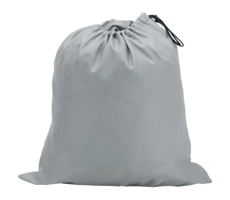 Boat Cover Gray Length 20'-22' Width 8.3'[3/5]