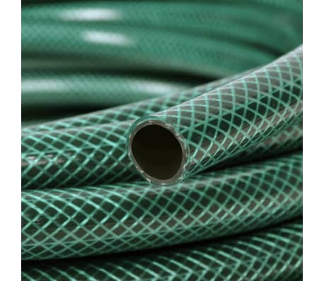 Green Flexible PVC Hose 1 Inch diameter 50 m