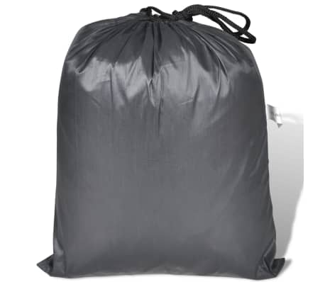 Motorcycle Cover Gray Polyester[4/4]