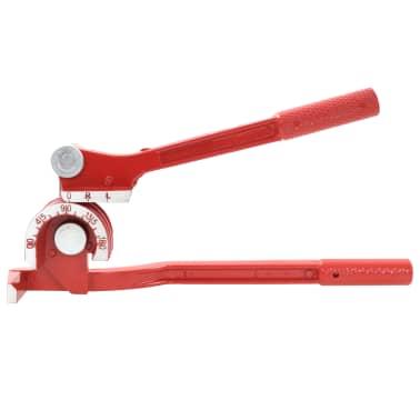 Boîte à outils avec une pince à cintrer[2/5]