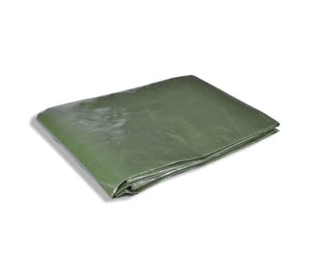 """PE Cover Sheet 32' 8"""" x 19' 7"""" Green/Blue[2/2]"""