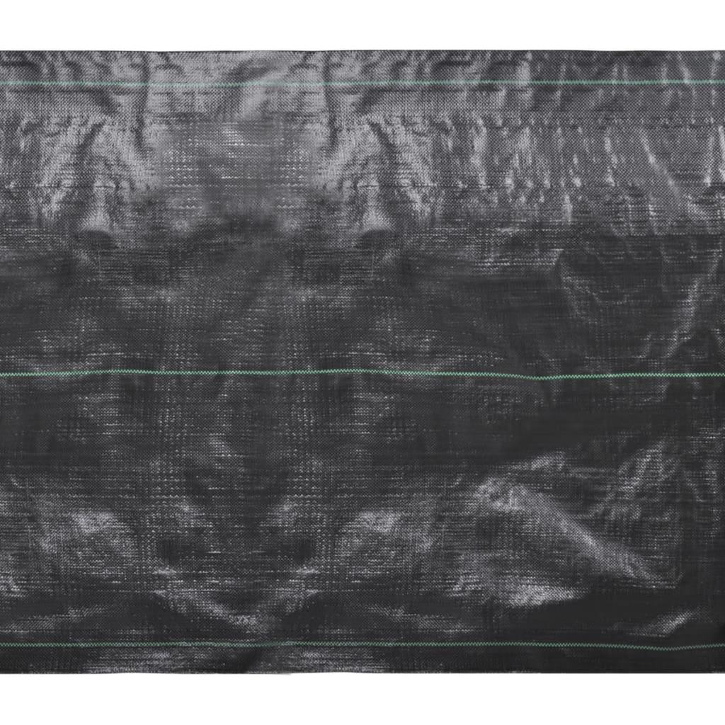 Zahradní textilie proti plevelům - tkaná - 5 x 1 m / 90 g/m2