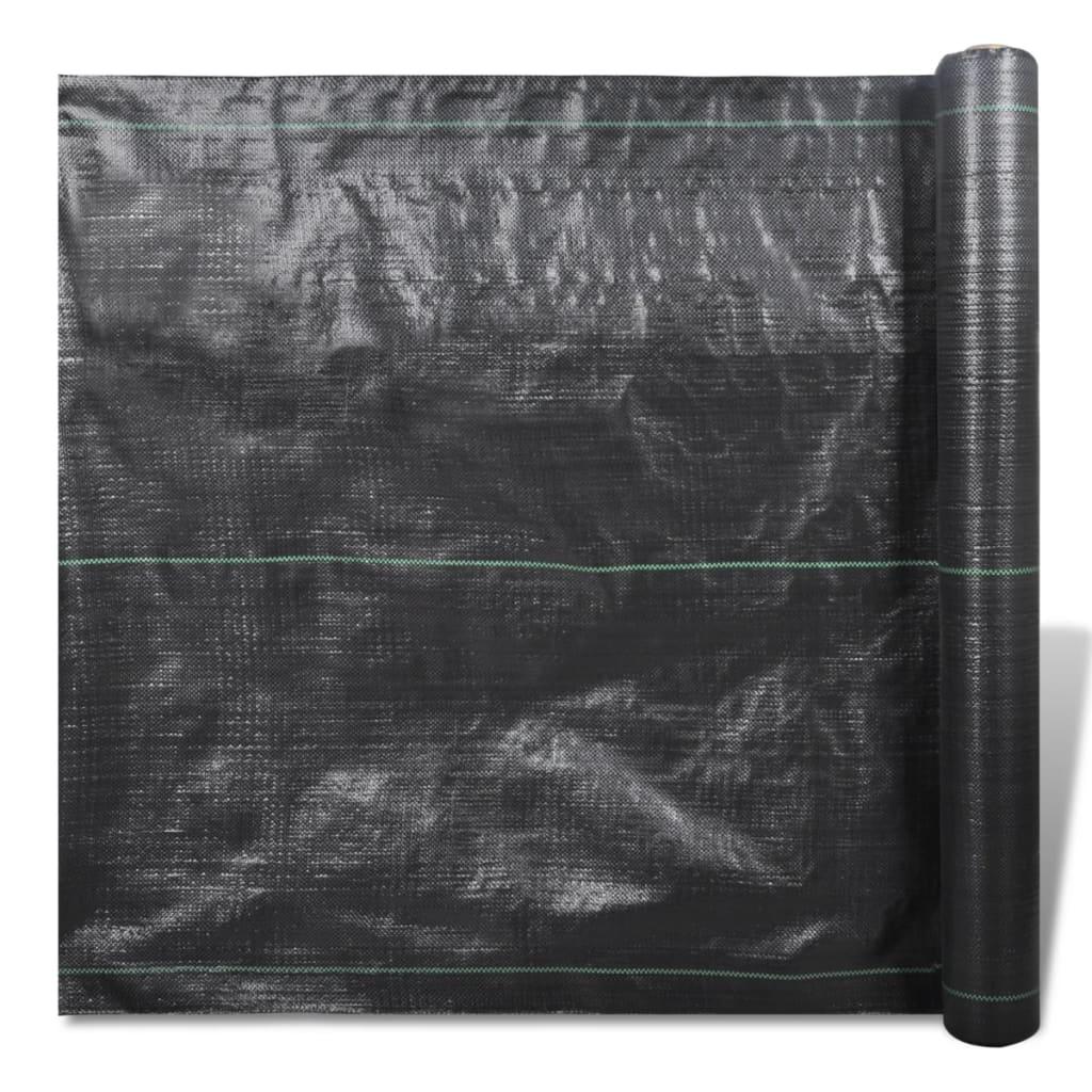 PP zahradní textilie proti plevelům - tkaná - 50 x 1 m / 100 g/m2
