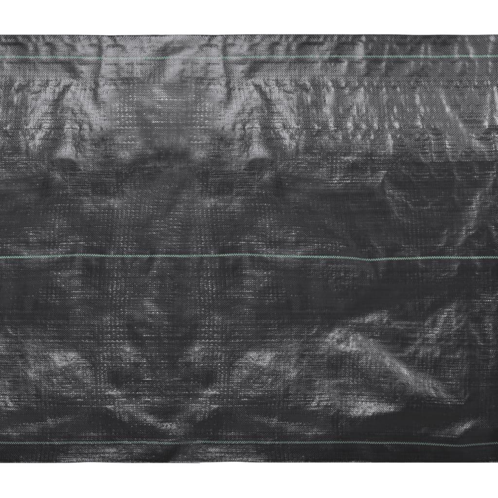 PP zahradní textilie proti plevelům - tkaná - 25 x 2 m / 90 g/m2