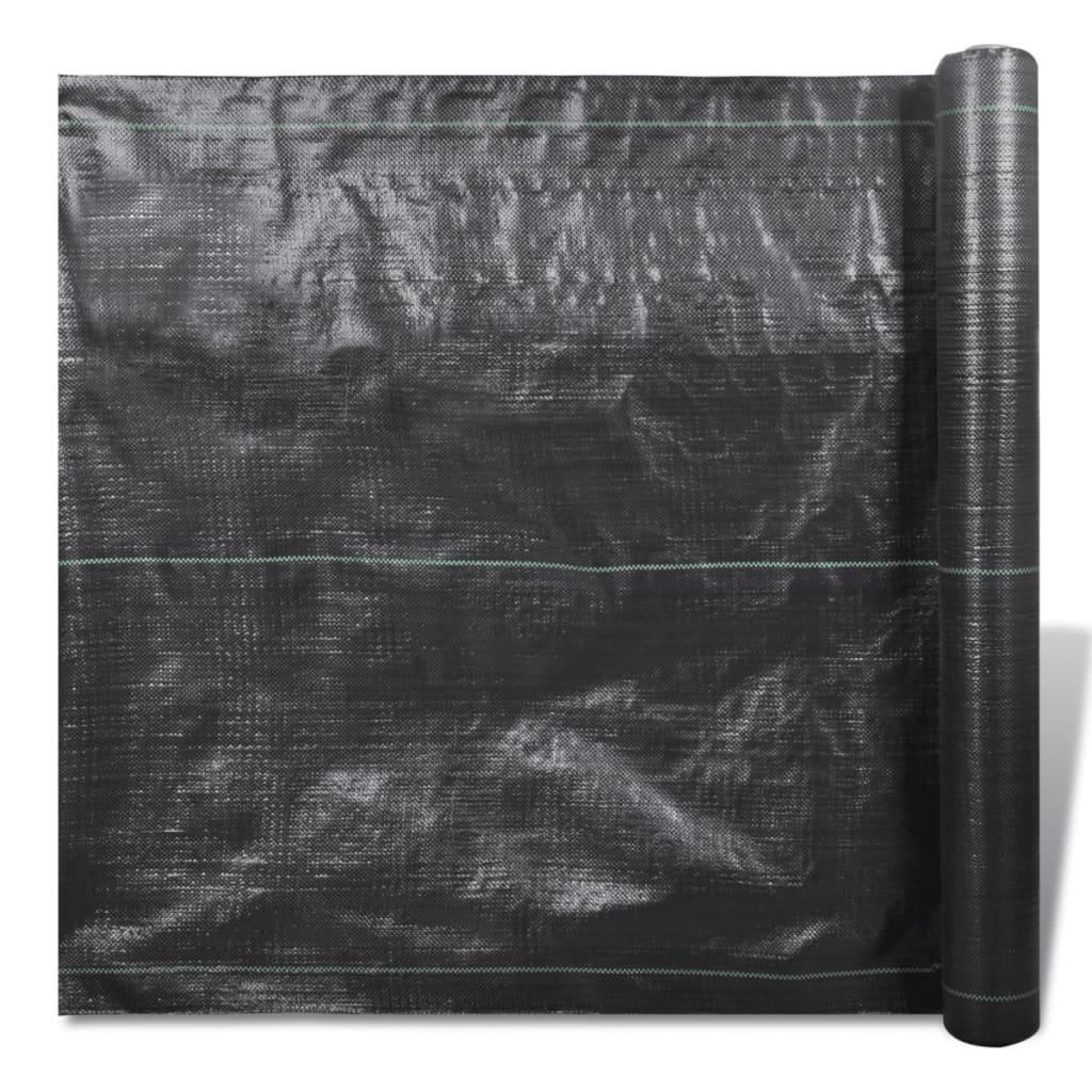 PP zahradní textilie proti plevelům - tkaná - 100 x 2 m / 90 g/m2