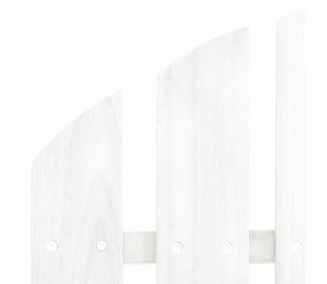 Wood Rocking Chair White[5/6]
