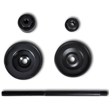 Pakabos Galinių Įvorių Išėmimo ir Įrengimo Įrankių Rinkinys, VW / Audi[6/6]