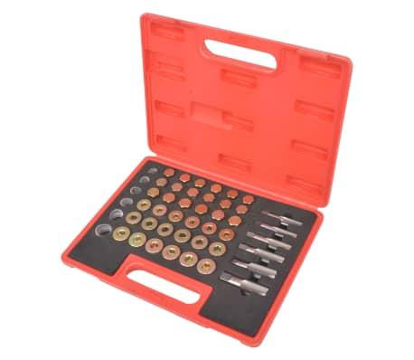 vidaXL Kit de réparation de filetage de bouchon de vidange d'huile[1/7]