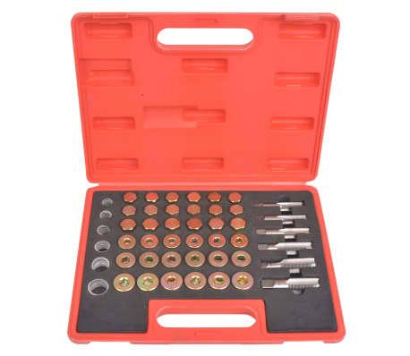 vidaXL Kit de réparation de filetage de bouchon de vidange d'huile[2/7]