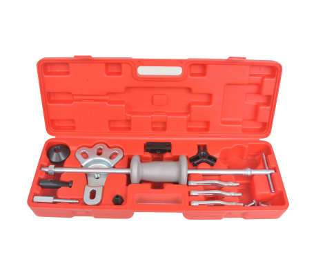 vidaXL Kit d'extracteur à marteau d'essieu universel[2/5]