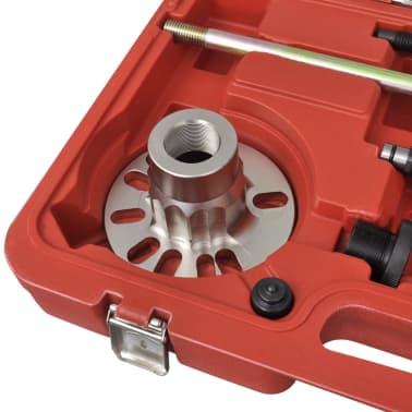Hydraulic Wheel Hub Puller with Hammer Set 10 Ton[5/9]