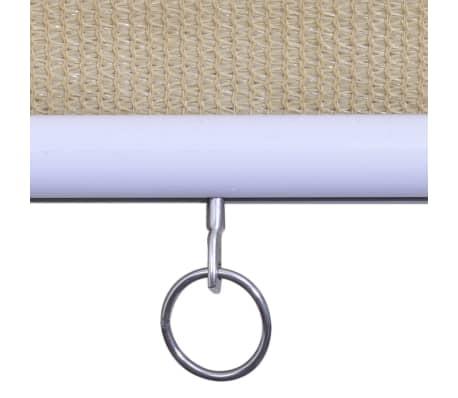 store enrouleur 240x230cm jaune. Black Bedroom Furniture Sets. Home Design Ideas
