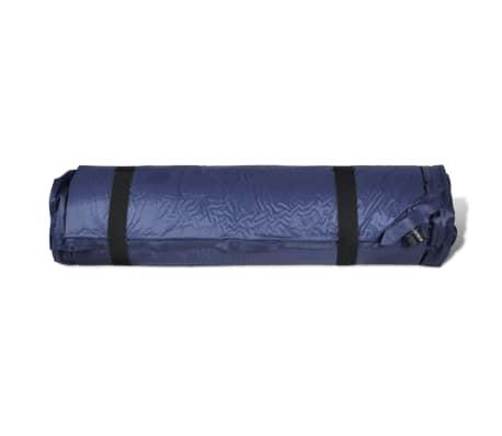 Colchón De Aire 6 x 66 x 200 cm Azul Almohada Inflable[5/6]