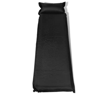 Colchón De Aire 10 x 66 x 200 cm Negro[2/6]