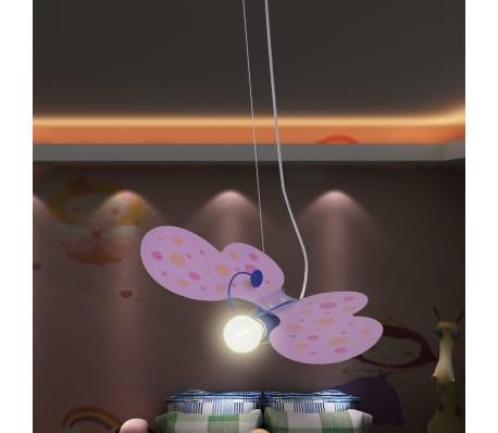 acheter luminaires chambres d 39 enfant mod le papillon pas cher. Black Bedroom Furniture Sets. Home Design Ideas