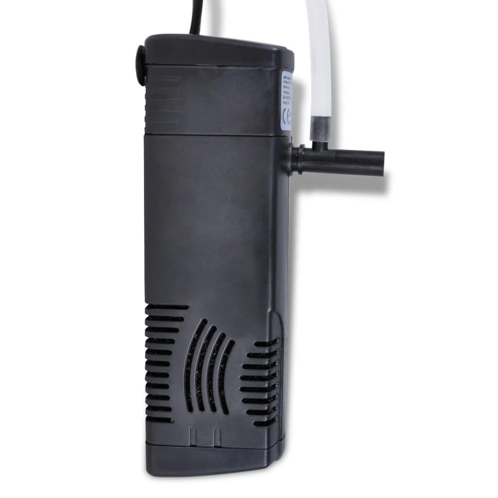 Akvarijska Filtrirna Črpalka z Aktivnim Karbonom 300 L/h