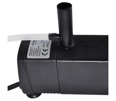 vidaXL Filtro Pompa per Acquario a Carbone Attivo 600L/h[3/4]