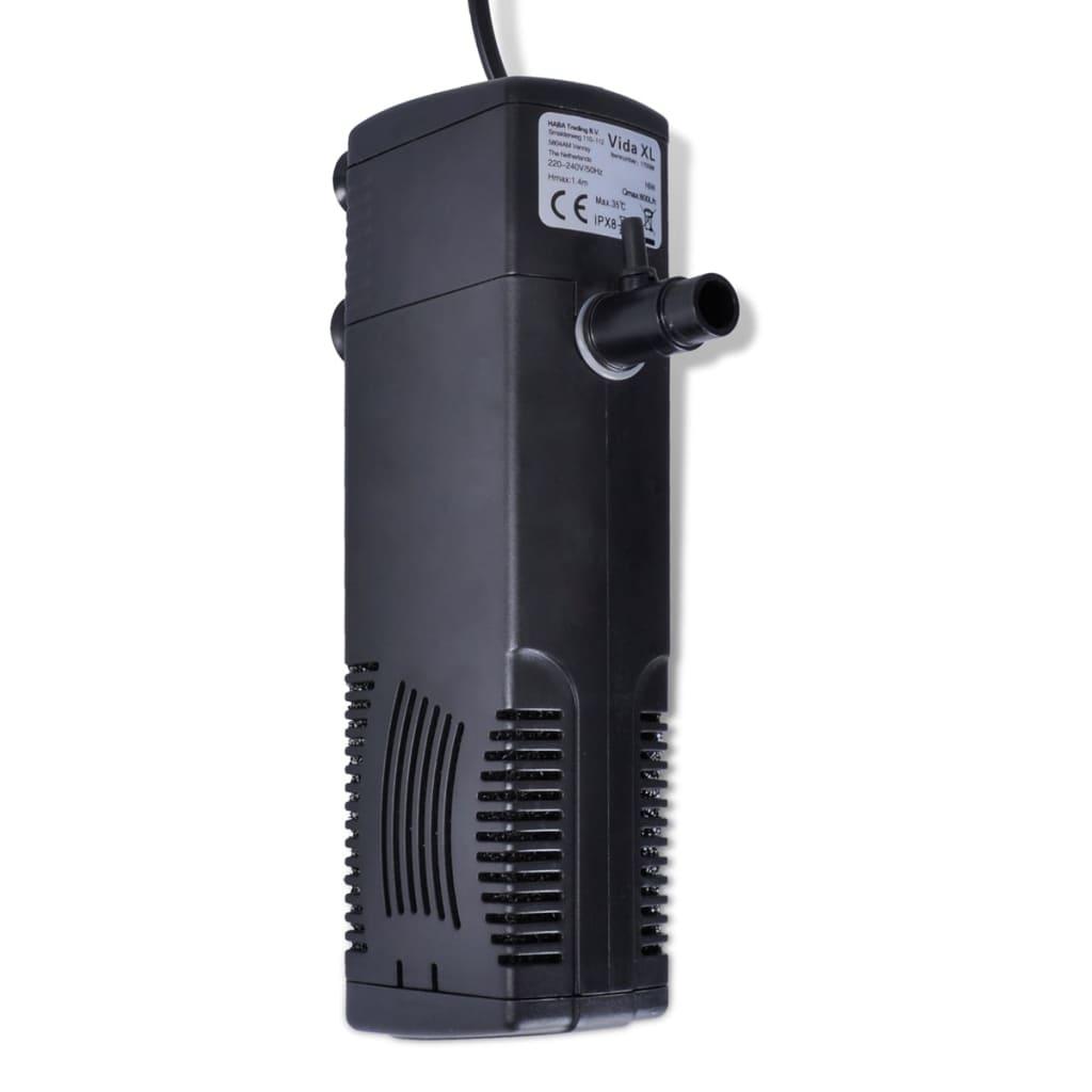 Akvarijska Filtrirna Črpalka z Aktivnim Karbonom 800 L/h
