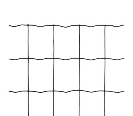 Gartenzaun Maschendraht Gitterzaun Schweißgitter 10x1,2m[2/4]