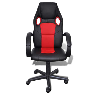 Executive Chair Professional Office Chair Red[2/4]