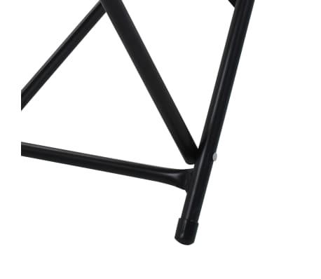 vidaXL Klijavimo stalas, sulankst., MDF ir aliuminis, 300x60x78cm[10/11]