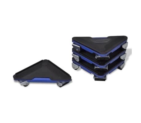 Transporte de muebles levantador y set de ruedas[3/6]