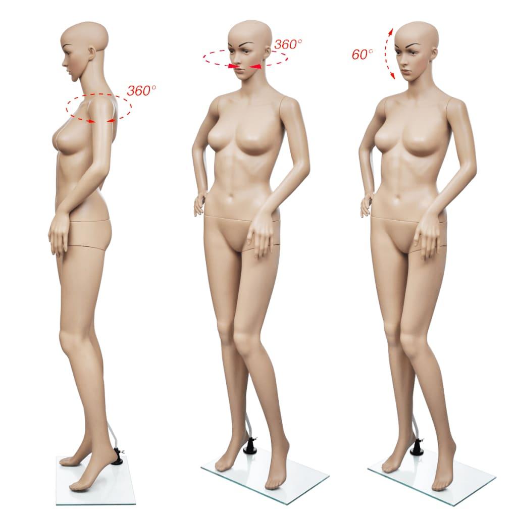 Dámská figurína typ B