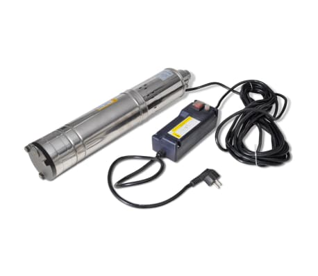 Submersible Pump Deep Well 1100W 102m[1/4]