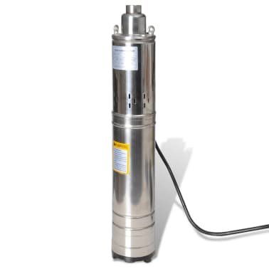 Submersible Pump Deep Well 1100W 102m[3/4]