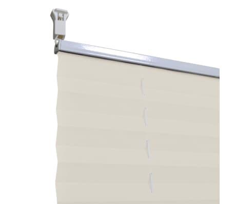 acheter store pliss en cr me 60 x 100cm pas cher. Black Bedroom Furniture Sets. Home Design Ideas