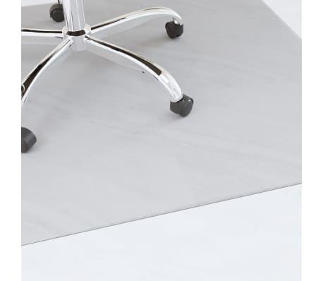 Tapis pour chaise/fauteuil de bureau 90 cm x 90 cm[2/5]