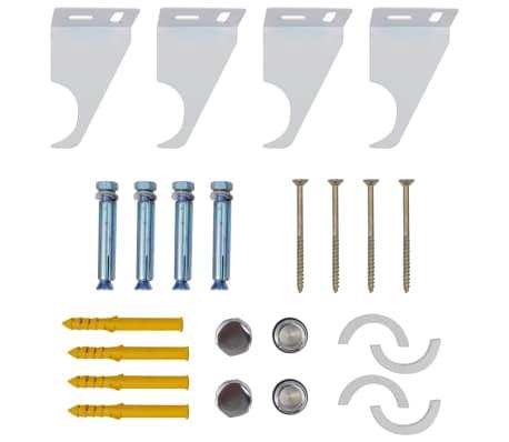 Radiatorius, baltas 542 mm x 900 mm[3/6]