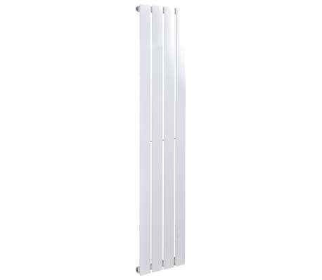 vidaXL Lämmityspaneeli valkoinen 311 mm x 1500 mm