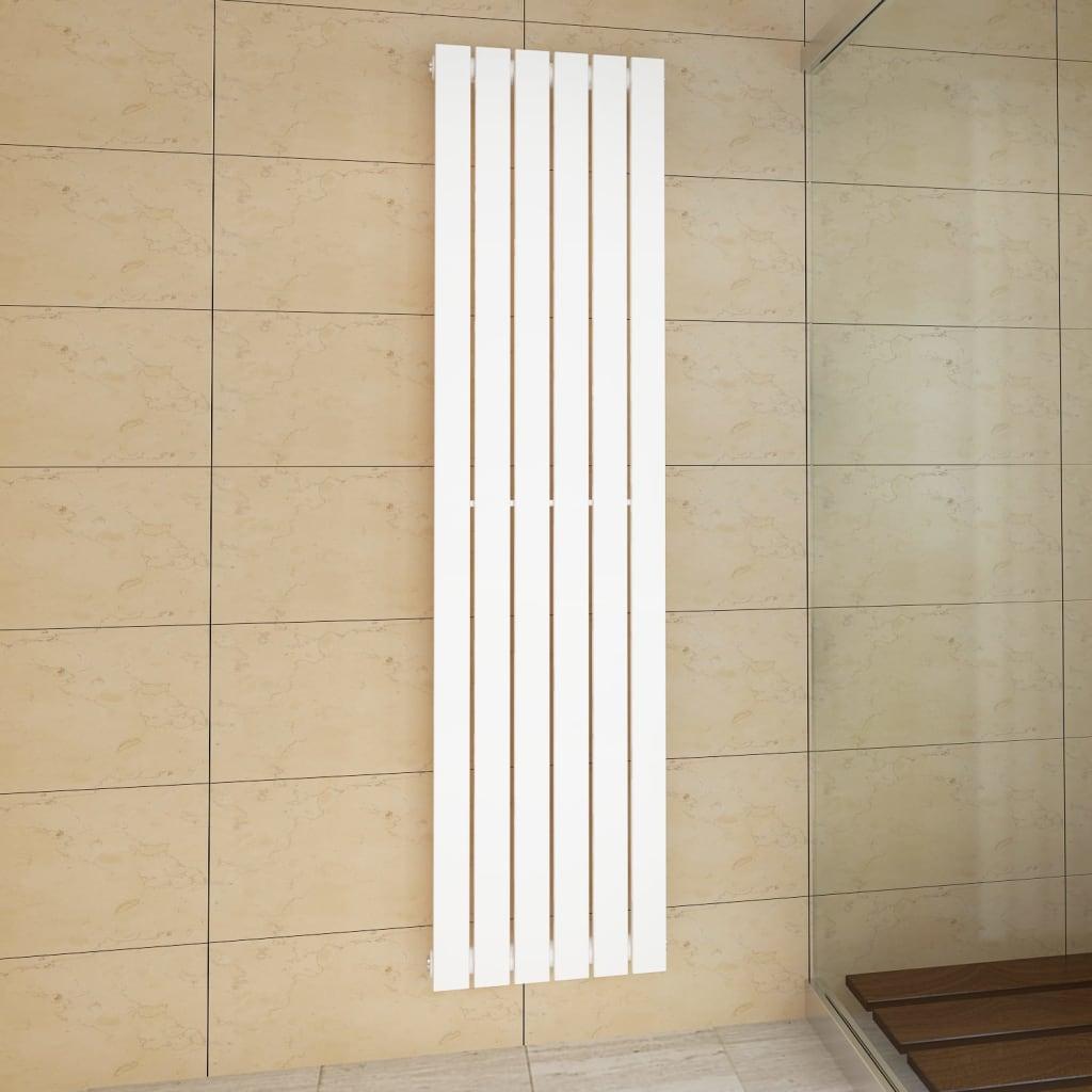vidaXL Panou radiant, alb, 465 x 1800 mm poza 2021 vidaXL
