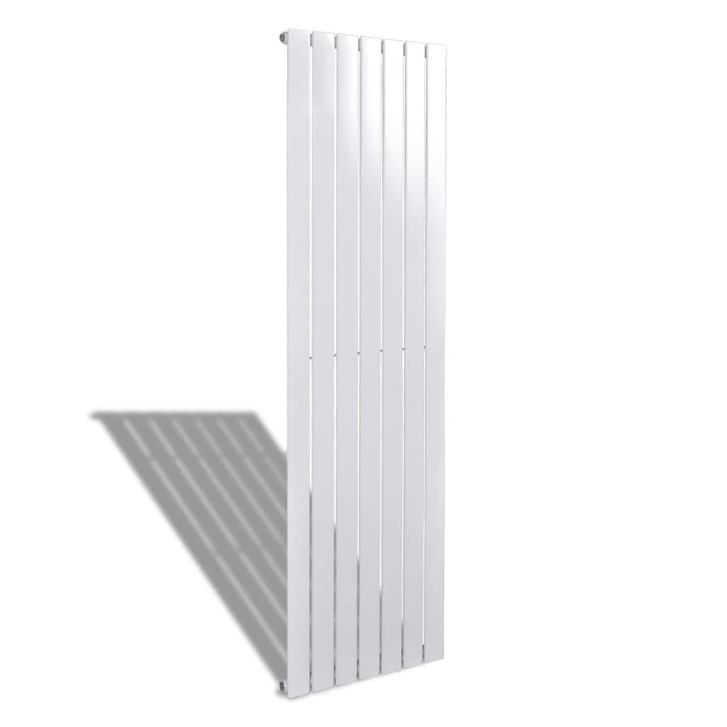 vidaXL Radiateur Panneau Blanc Chauffage Convecteur Électrique Multi-taille 2