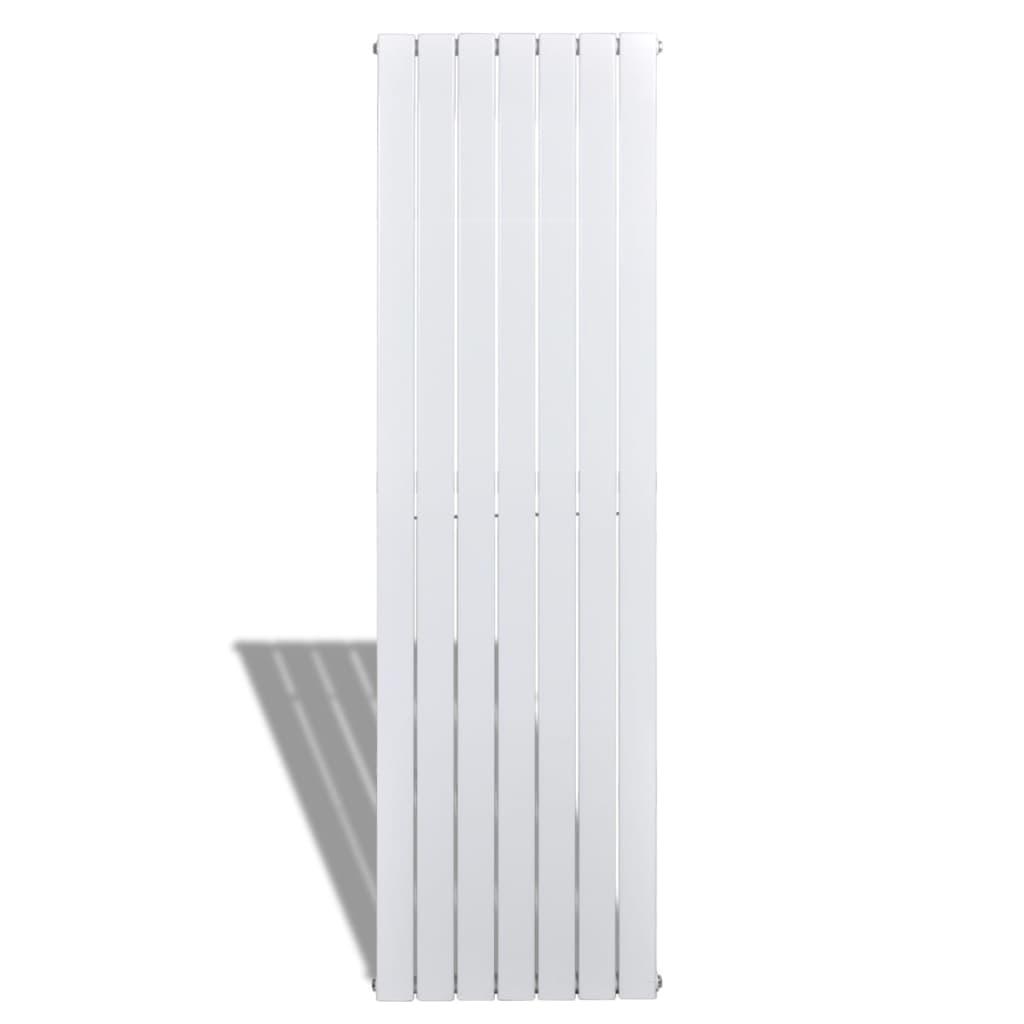 vidaXL Radiateur Panneau Blanc Chauffage Convecteur Électrique Multi-taille 4