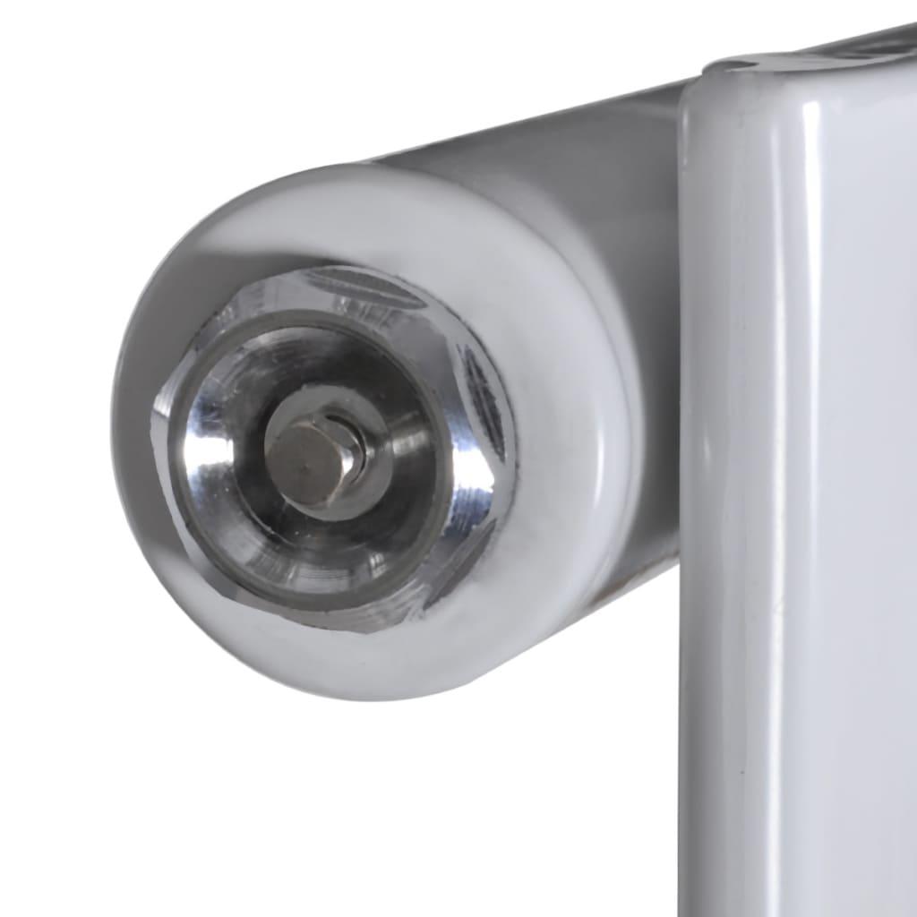 vidaXL Radiateur Panneau Blanc Chauffage Convecteur Électrique Multi-taille 6
