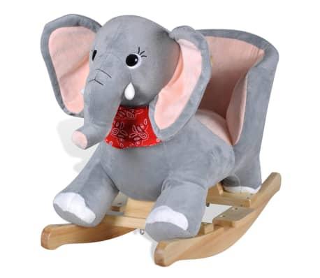 vidaXL Gungdjur elefant[1/2]