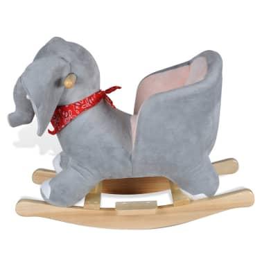 vidaXL Elefante a Dondolo[2/2]