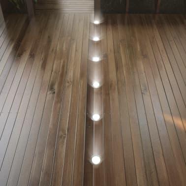 LED markspotlights för inom- och utomhusbruk 6-pack[2/8]