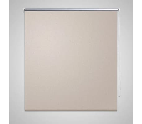 Persiana Enrollable Apagón 60 x 120 cm Beige[1/4]