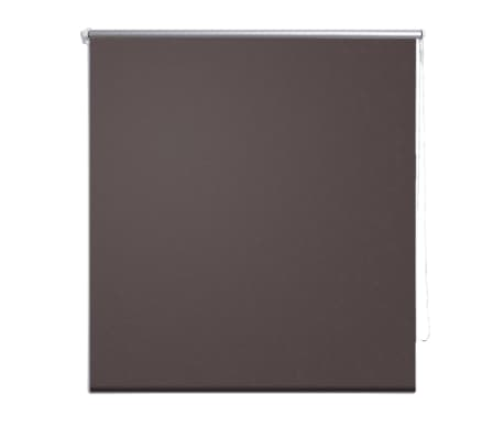 verdunklungsrollo verdunkelungsrollo rollo 60x120 braun g nstig kaufen. Black Bedroom Furniture Sets. Home Design Ideas