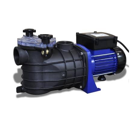 acheter pompe filtration piscine 500 w bleu pas cher. Black Bedroom Furniture Sets. Home Design Ideas
