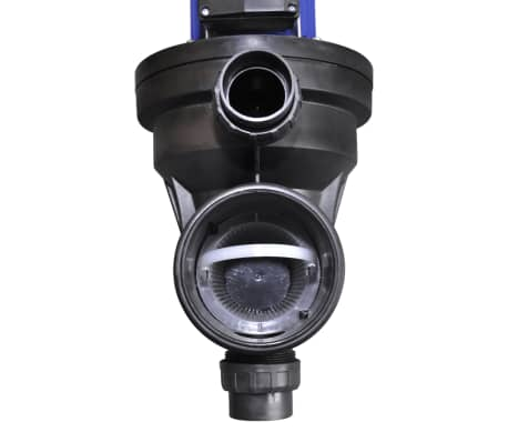 vidaXL Bomba de piscina eléctrica 800 W azul[5/5]