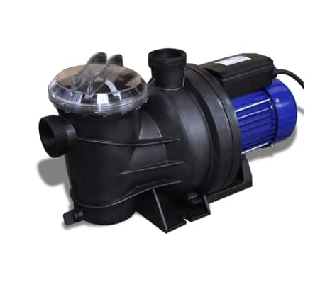 vidaXL Swimming Pool Pump Electric 1200W Blue-picture