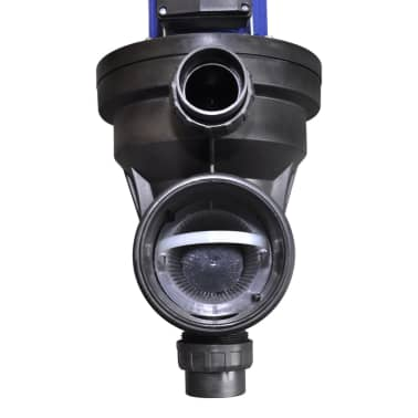 vidaXL Bomba de piscina eléctrica 1200 W azul[5/5]