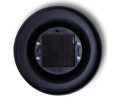Utelampa LED solpanel 30 cm 2 st med markspikar[6/6]