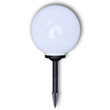Zewnętrzne lampy solarne LED w kształcie kuli, 30 cm, 2 szt.[4/6]