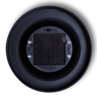 Zewnętrzne lampy solarne LED w kształcie kuli, 30 cm, 2 szt.[6/6]