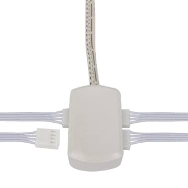 LED belysning, rund till köksskåp 4-pack[7/11]